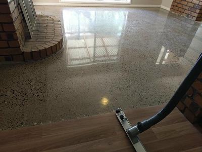 concrete polishing - 400