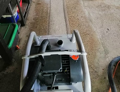 concrete scarifier - 400